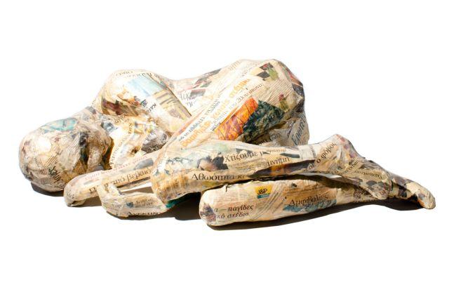 Από τα σκουπίδια στη γκαλερί | tovima.gr