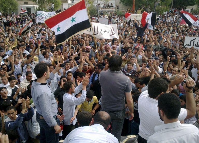 Συρία: Ο Ασαντ εξαγγέλλει εκλογές για το 2012 | tovima.gr