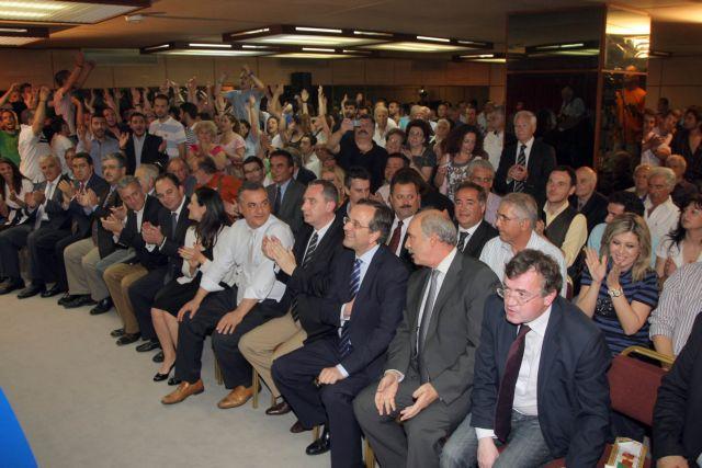Να ξεσηκωθούν οι πολίτες ζητούν βουλευτές και στελέχη της ΝΔ | tovima.gr