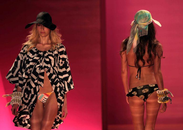 Βραζιλιάνικη εβδομάδα μόδας στο Ρίο | tovima.gr