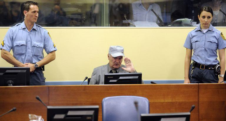 Χάγη: Αρχισε την Τετάρτη η δίκη του Ράτκο Μλάντιτς | tovima.gr