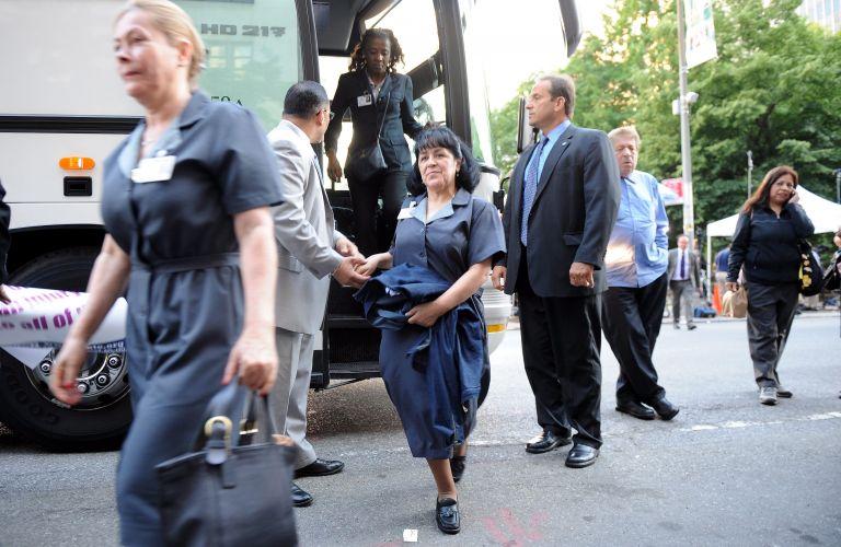 Ο συνήγορος της καμαριέρας αναζητά και άλλα θύματα του Στρος-Καν | tovima.gr