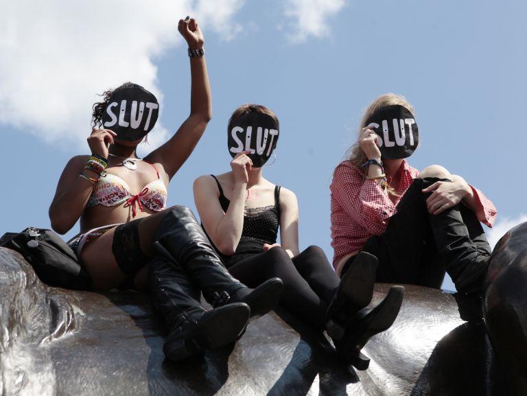 Slut walks, ένα νέο κίνημα | tovima.gr