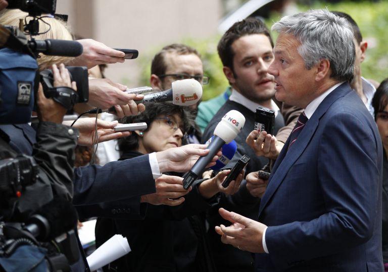 Υπέρ της έκδοσης ευρωομολόγων ο βέλγος υπουργός Οικονομικών | tovima.gr