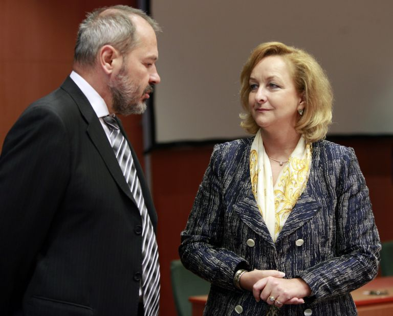 Μαρία Φέκτερ: Μεγαλύτερο πρόβλημα η έξοδος της Ελλάδας από το ευρώ | tovima.gr
