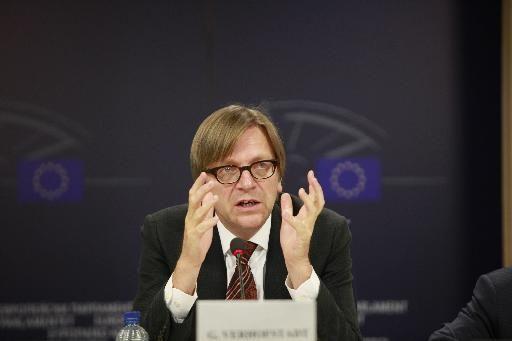 Γκι Φερχόφσταντ: Πόροι της ΕΕ στην Ελλάδα και φθηνότερο δάνειο | tovima.gr