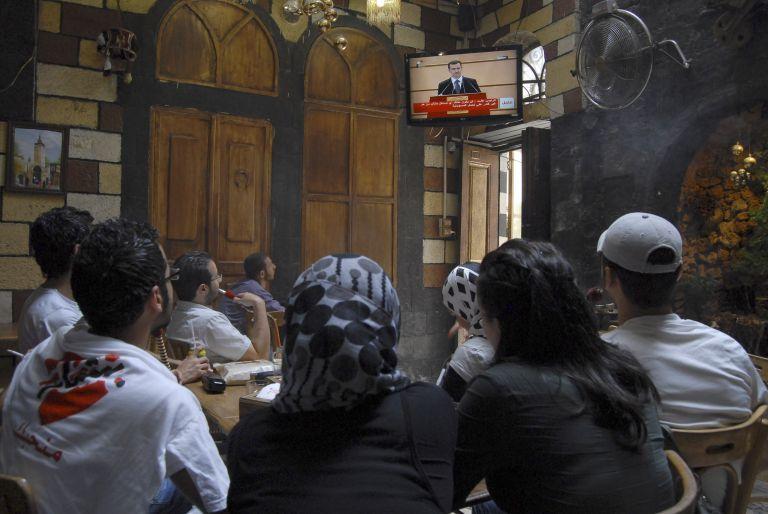 Ασαντ: «H Συρία δεν διαπραγματεύται με μαριονέτες της Δύσης» | tovima.gr
