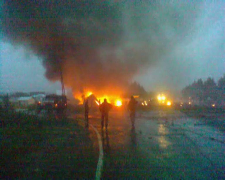 Ρωσία: Πολύνεκρο αεροπορικό δυστύχημα τα μεσάνυχτα | tovima.gr