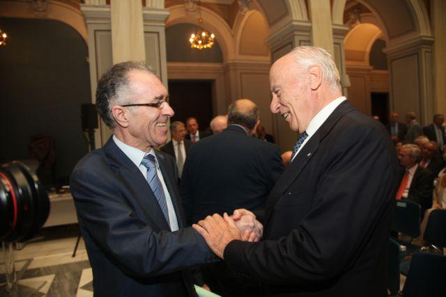 Εξελέγη ο Β. Ράπανος στην προεδρία της AlphaBank | tovima.gr