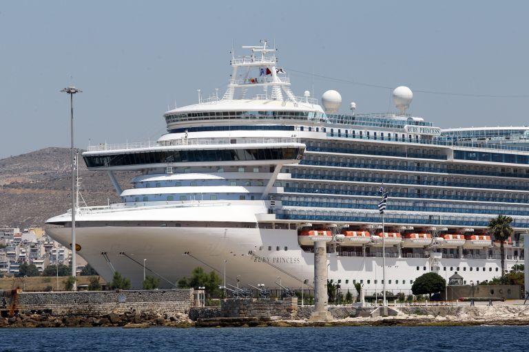 Κρουαζιερόπλοια, μαρίνες και υποθαλάσσια σήραγγα | tovima.gr