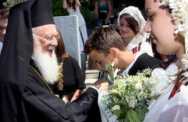 Υπό «επιτήρηση» οι επισκέψεις Πατριαρχών στην Ελλάδα | tovima.gr