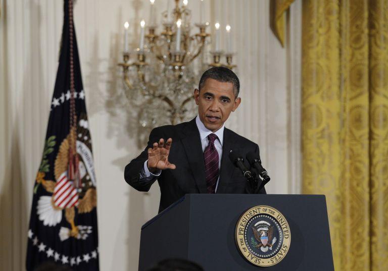 Ομπάμα: υπόσχεται φοροαπαλλαγές για τη μεσαία τάξη   tovima.gr