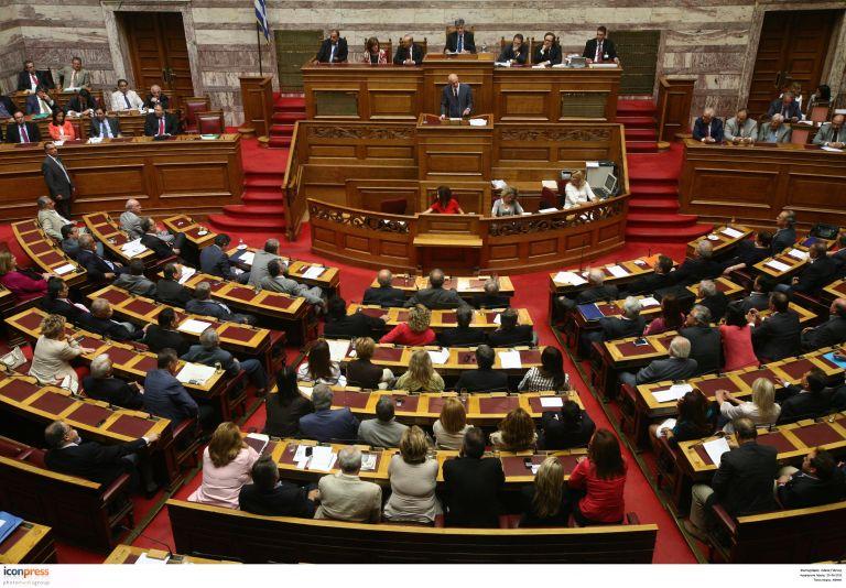Βουλή: 155 «Ναι» στο Μεσοπρόθεσμο | tovima.gr