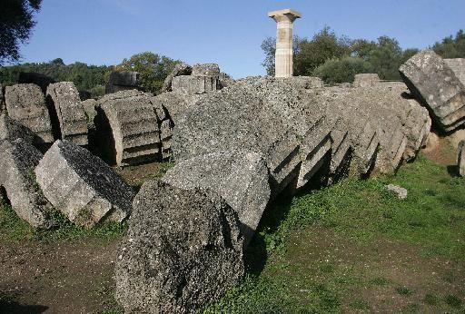 Τσουνάμι κατέστρεψε την αρχαία Ολυμπία!   tovima.gr