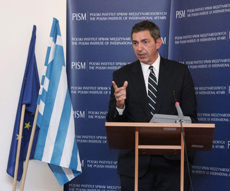 Στ. Λαμπρινίδης: «Να εφαρμοστούν οι αποφάσεις της 21ης Ιουλίου» | tovima.gr