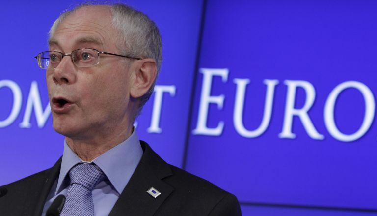 Ρομπάι: δεν διακρίνει νέα ύφεση στην Ευρωζώνη | tovima.gr