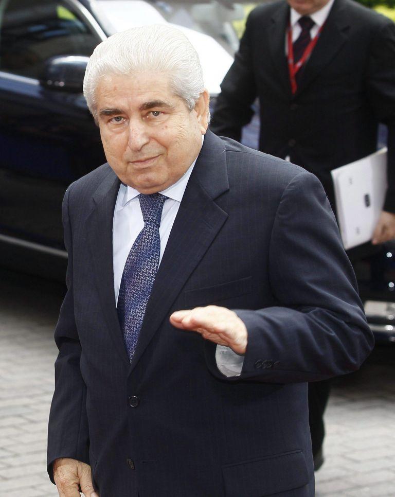 Δ. Χριστόφιας: Κρατά «κλειστά τα χαρτιά» του για τις προεδρικές του 2013 | tovima.gr