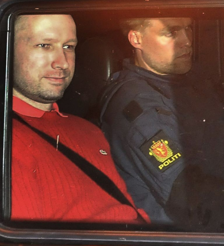 Νορβηγία: Τη Δευτέρα, 16 Απριλίου αρχίζει η δίκη του Μπρέιβικ | tovima.gr
