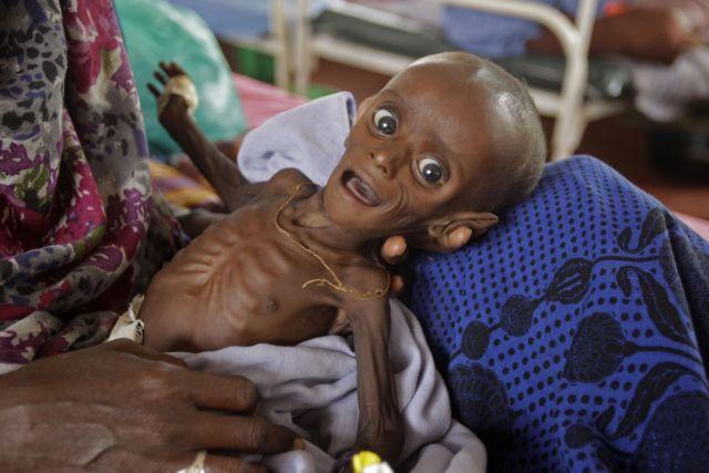 Σομαλία: 260.000 άτομα πέθαναν από πείνα μεταξύ 2010- 2012 | tovima.gr