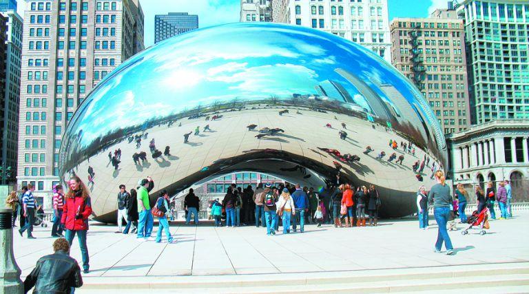 Σικάγο: Τέχνης έργα | tovima.gr
