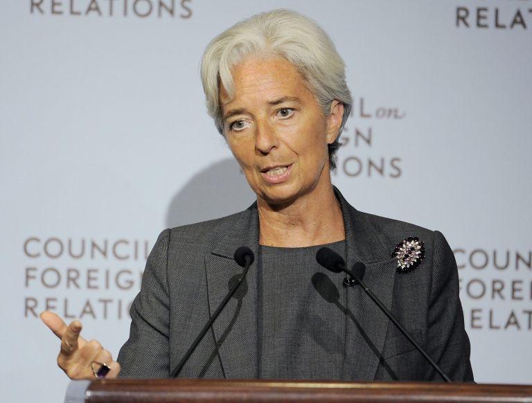 Λαγκάρντ: «Η Ελλάδα θα διασωθεί ακόμα και αν πάρει καιρό» | tovima.gr
