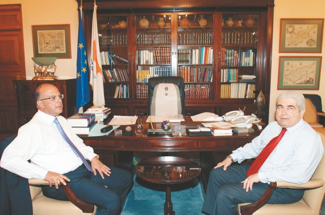 Θα μπορέσει ο Χριστόφιας να κυβερνήσει;   tovima.gr