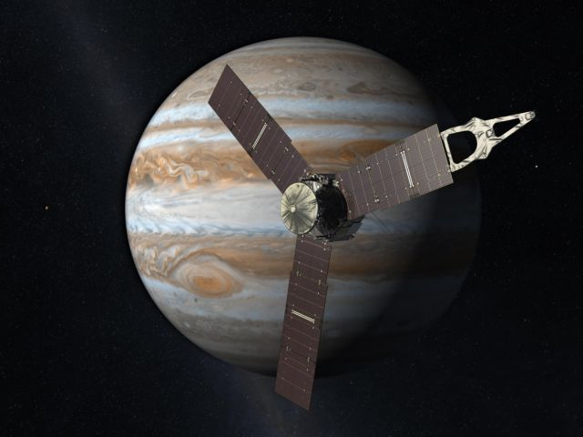 Juno: Ρεκόρ απόστασης για διαστημικό σκάφος που λειτουργεί με τη λιακάδα | tovima.gr