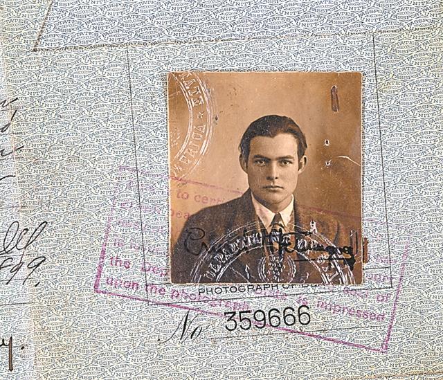 Ο Χεμινγκγουέι «απελευθερώνει» το Παρίσι   tovima.gr