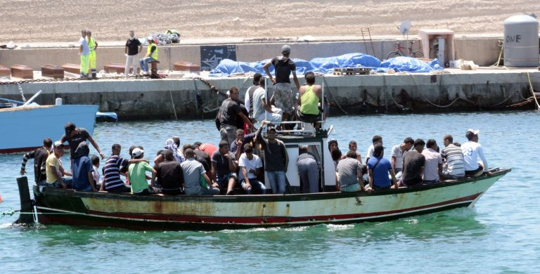 Πιο πολλές οι αφίξεις μεταναστών στην Ιταλία από ό,τι στο Αιγαίο   tovima.gr