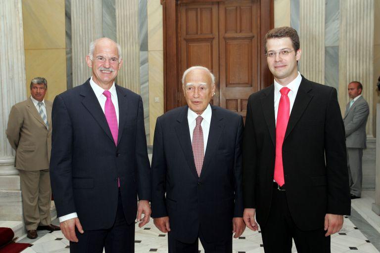 Ορκίστηκε υφυπουργός Επικρατείας ο βουλευτής Ημαθίας Αγγελος Τόλκας | tovima.gr