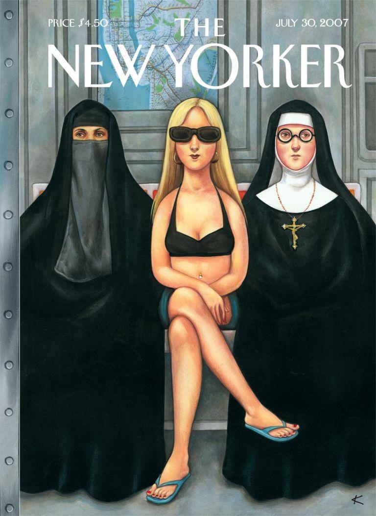 Το New Yorker «ποντάρει» στις λέξεις και κερδίζει | tovima.gr