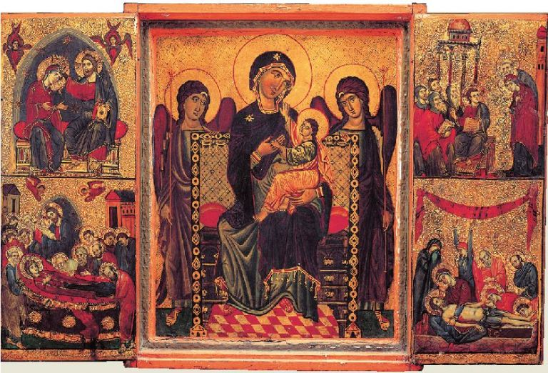 Ο πόλεμος για τον τάφο της Παναγίας   tovima.gr