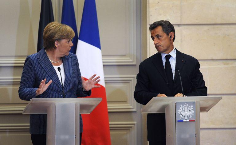 Μέρκελ-Σαρκοζί: Ευρωκυβέρνηση ναι, ευρωομόλογο όχι | tovima.gr