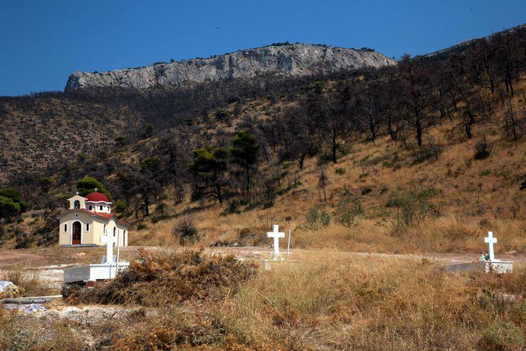 Εισαγγελική παρέμβαση για το κοιμητήριο στη Γλυφάδα | tovima.gr
