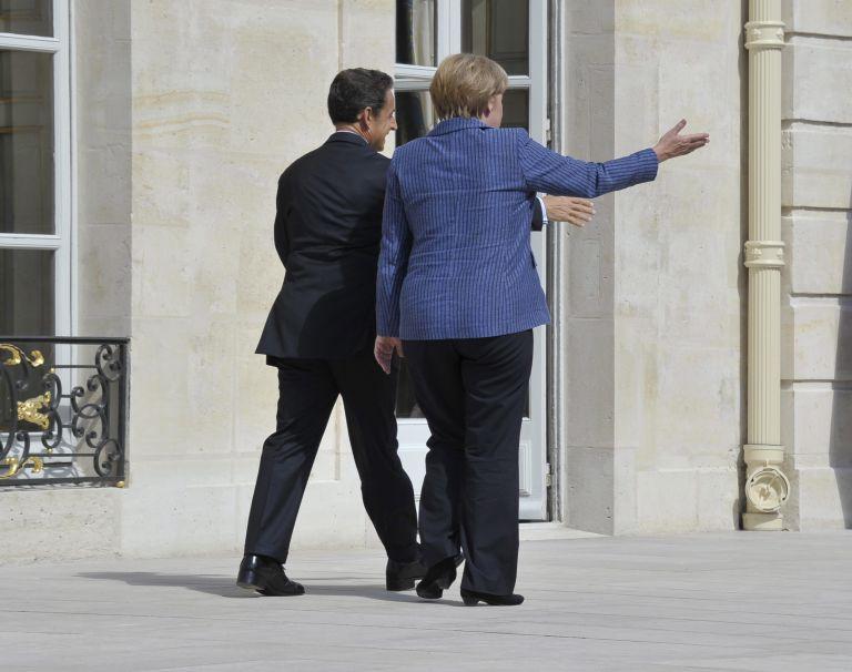 Ευρώπη δύο ταχυτήτων θέλουν Μέρκελ και Σαρκοζί | tovima.gr