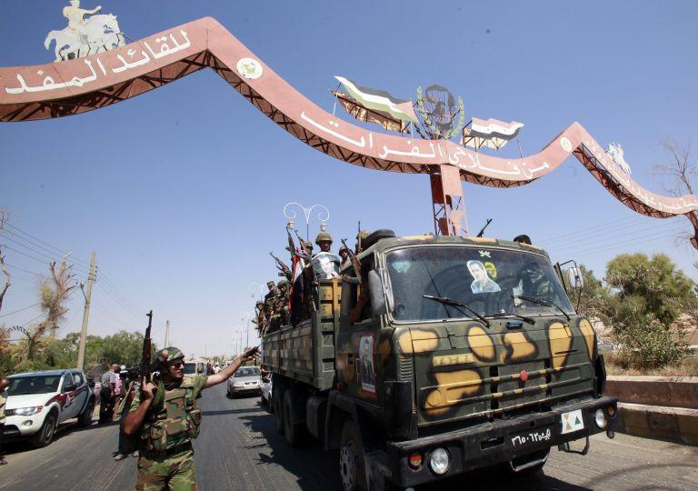 Συρία: στον έκτο μήνα η εξέγερση κατά Ασαντ | tovima.gr