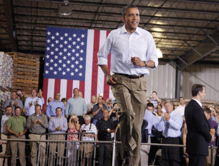 Ομπάμα: αρχές Σεπτεμβρίου το σχέδιο για έλλειμμα και εργασία | tovima.gr