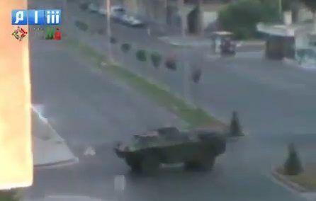 Συρία: Βγήκαν ξανά τα τανκς στους δρόμους | tovima.gr