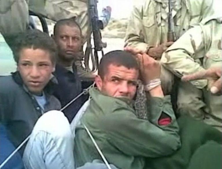 Σειρά εγκλημάτων διέπραξαν οι δυνάμεις του Καντάφι   tovima.gr