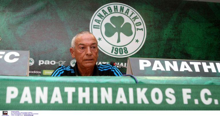Φερέιρα: «Θέλω να ξανακάνω ισχυρό τον Παναθηναϊκό» | tovima.gr