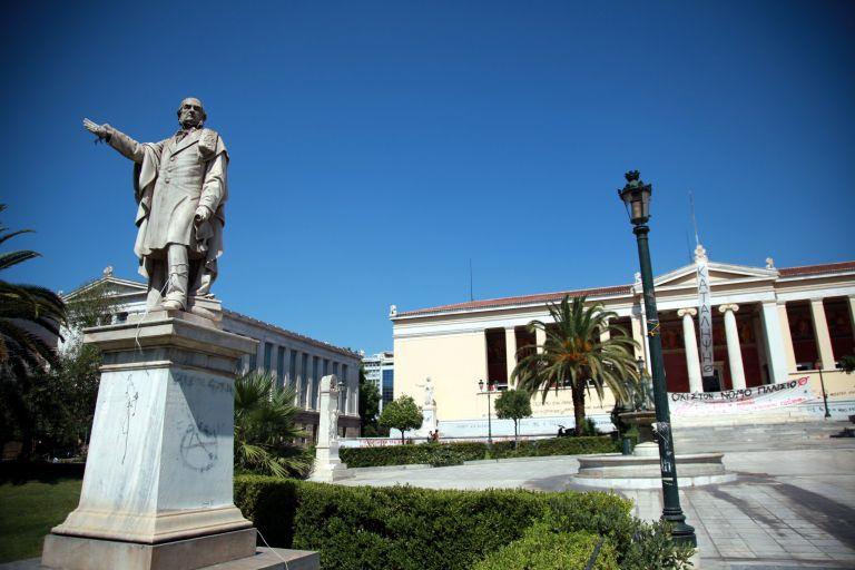 Υποσχέσεις Τσίπρα για κατάργηση του Νόμου- Πλαίσιο για τα ΑΕΙ | tovima.gr