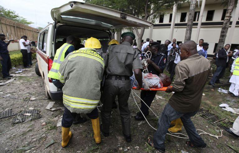 Νιγηρία: Τουλάχιστον 18 νεκροί από την επίθεση σε κτίριο του ΟΗΕ | tovima.gr