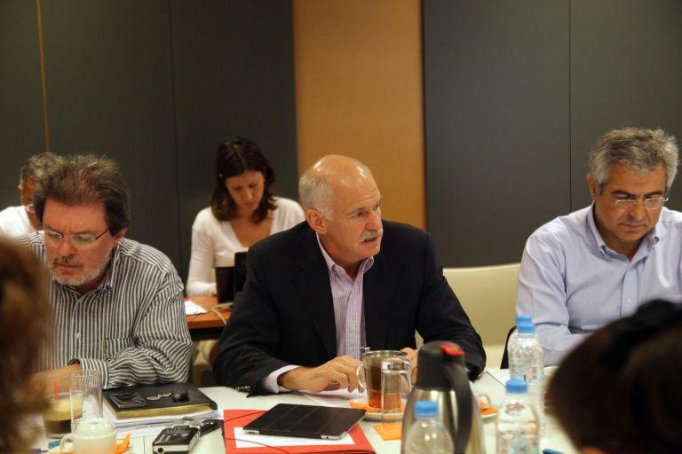 Γ. Παπανδρέου: Η πολιτική της ΝΔ  είναι κοντόφθαλμη και συγκυριακή | tovima.gr