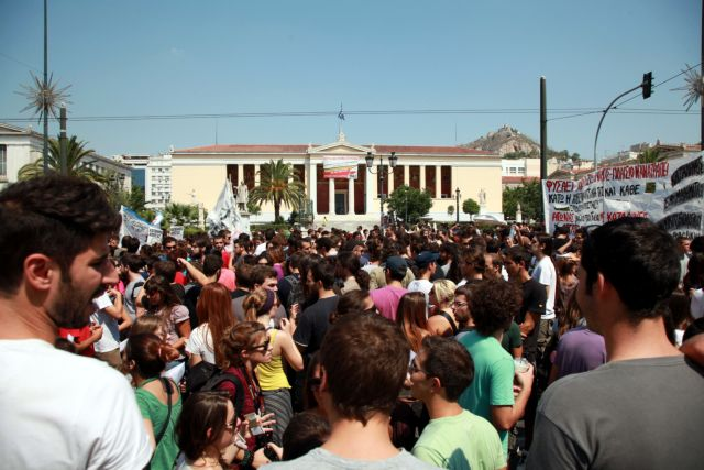 Εκτακτη σύνοδος των πρυτάνεων τη Δευτέρα   tovima.gr