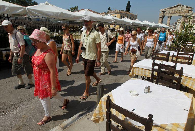Τουρισμός: Αύξηση άνω του 10% στις αφίξεις το οκτάμηνο   tovima.gr