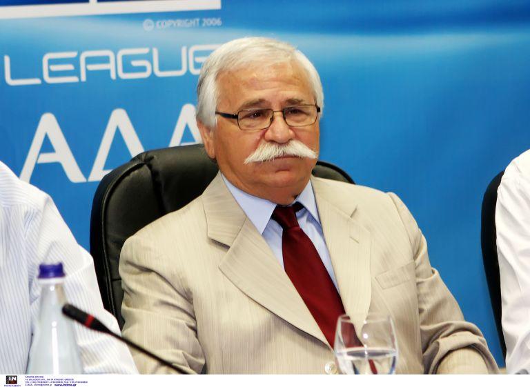 Παραίτηση με «μπαλωθιές» από τον πρόεδρο της Σούπερ Λίγκας | tovima.gr