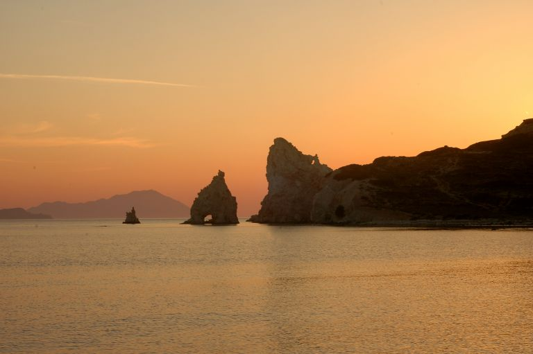 Κίμωλος: Ασήμι στο Αιγαίο | tovima.gr