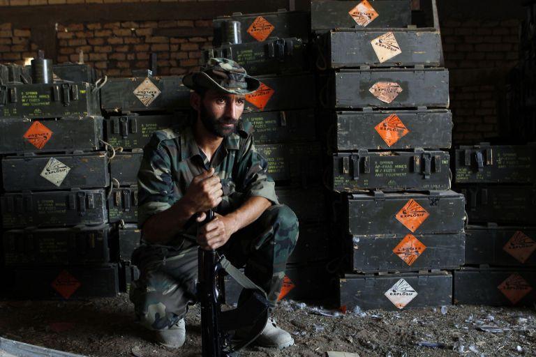 Η Λιβύη ανακοίνωσε εξουδετέρωση όλου του χημικού της οπλοστασίου | tovima.gr