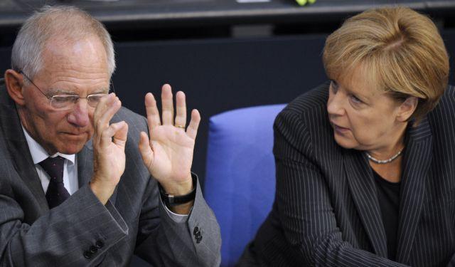 Die Welt: Μέρκελ – Σόιμπλε σε μονομαχία για το Grexit   tovima.gr
