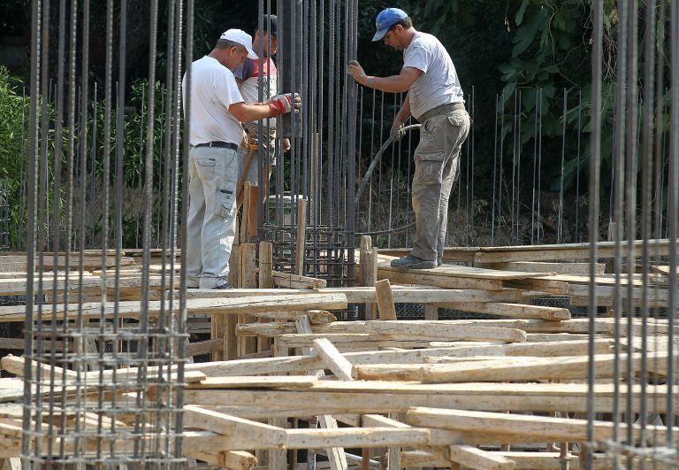 Αυξήθηκε κατά 4,7% η οικοδομική δραστηριότητα τον Φεβρουάριο | tovima.gr